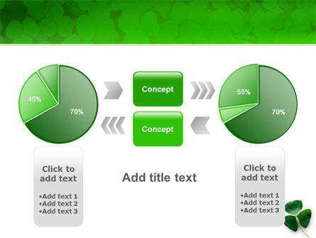 Clover PowerPoint Template Slide 11
