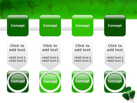 Clover PowerPoint Template Slide 18