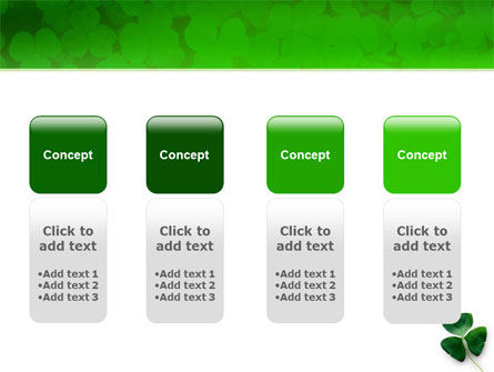 Clover PowerPoint Template Slide 5