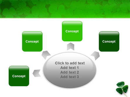Clover PowerPoint Template Slide 7
