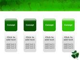 Clover PowerPoint Template#5