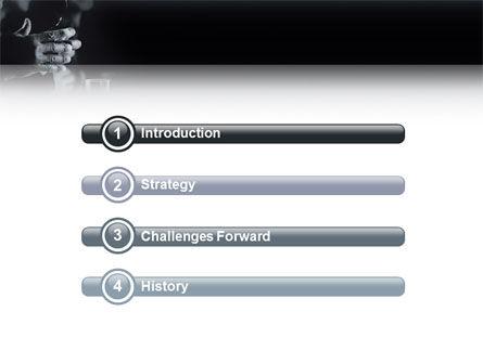 Debate PowerPoint Template, Slide 3, 02539, People — PoweredTemplate.com