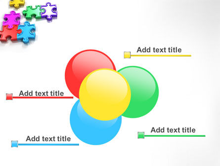 Puzzle Game PowerPoint Template Slide 10