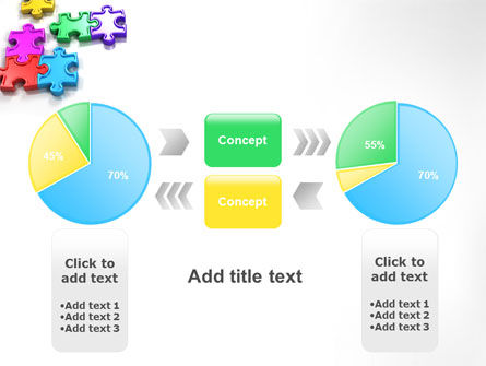 Puzzle Game PowerPoint Template Slide 11