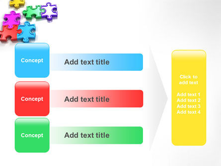 Puzzle Game PowerPoint Template Slide 12