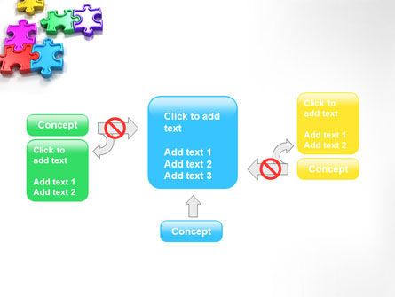 Puzzle Game PowerPoint Template Slide 13