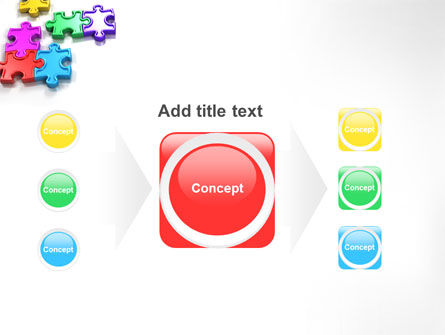 Puzzle Game PowerPoint Template Slide 17
