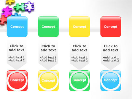 Puzzle Game PowerPoint Template Slide 18