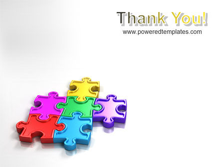 Puzzle Game PowerPoint Template Slide 20