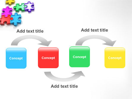 Puzzle Game PowerPoint Template Slide 4
