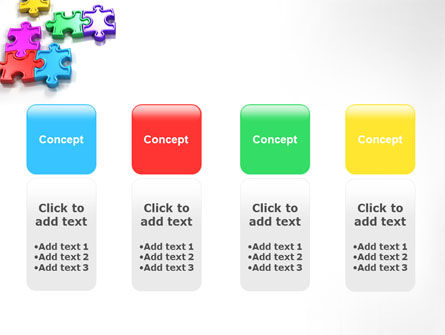 Puzzle Game PowerPoint Template Slide 5