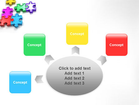 Puzzle Game PowerPoint Template Slide 7