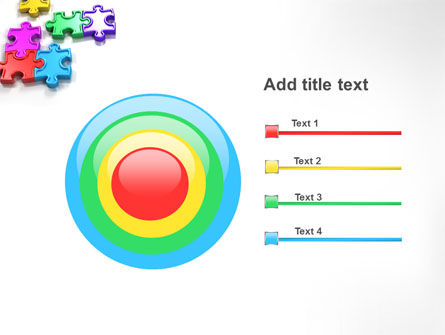 Puzzle Game PowerPoint Template Slide 9