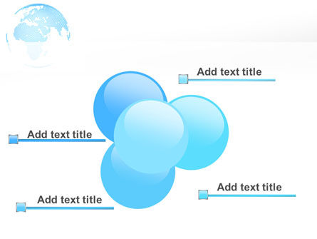 Clusters Of World PowerPoint Template Slide 10