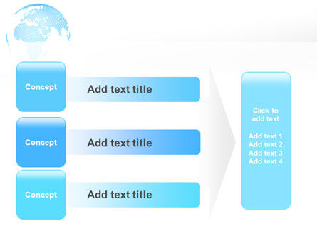 Clusters Of World PowerPoint Template Slide 12