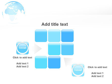 Clusters Of World PowerPoint Template Slide 16