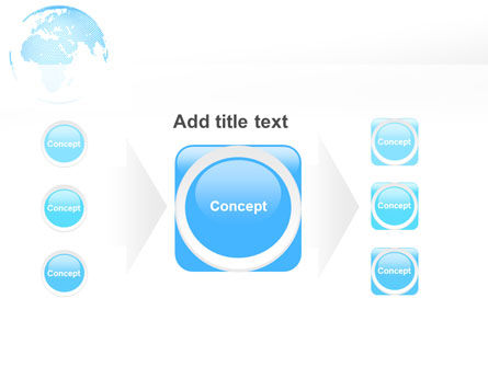 Clusters Of World PowerPoint Template Slide 17