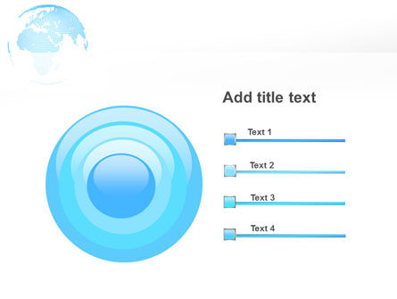 Clusters Of World PowerPoint Template Slide 9