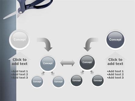 Scissors PowerPoint Template Slide 19