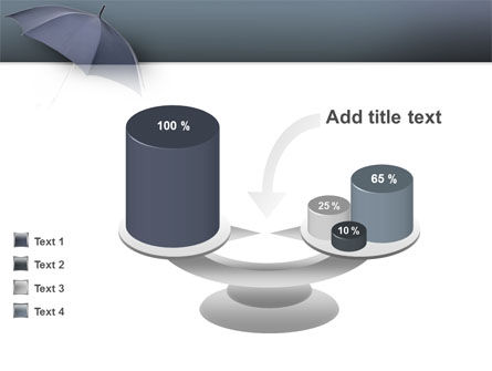Umbrella PowerPoint Template Slide 10