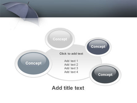 Umbrella PowerPoint Template Slide 16
