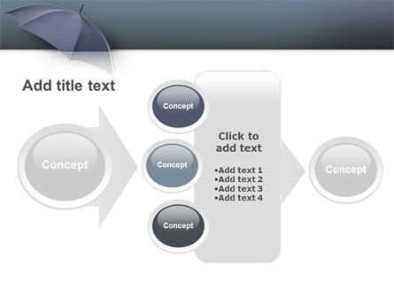 Umbrella PowerPoint Template Slide 17