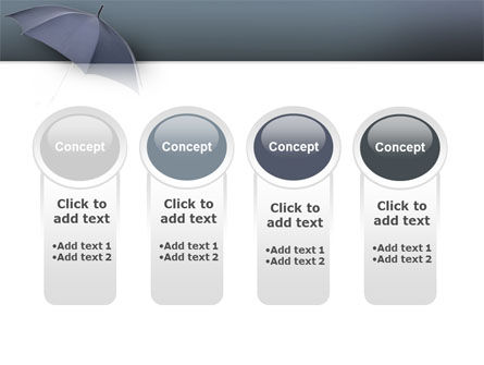 Umbrella PowerPoint Template Slide 5
