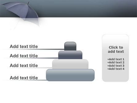 Umbrella PowerPoint Template Slide 8