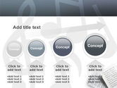 Printed Music PowerPoint Template#13