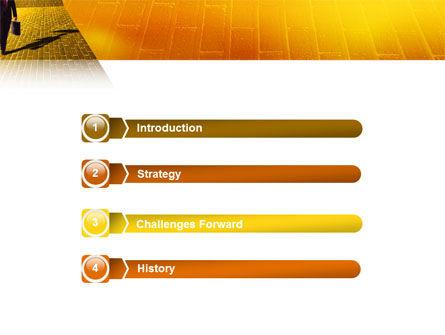 Dream Land PowerPoint Template, Slide 3, 02566, Business — PoweredTemplate.com