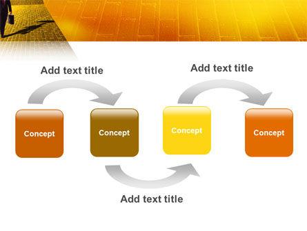 Dream Land PowerPoint Template, Slide 4, 02566, Business — PoweredTemplate.com