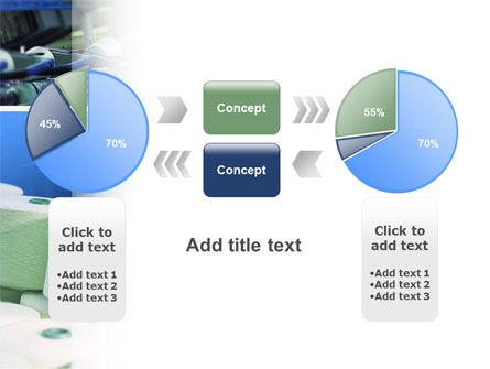 Weaving Mill PowerPoint Template Slide 11