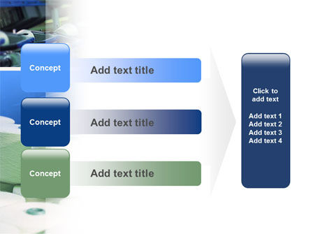 Weaving Mill PowerPoint Template Slide 12