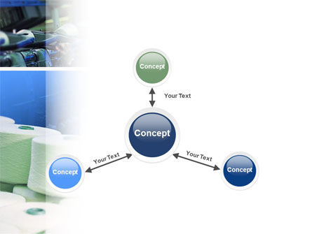 Weaving Mill PowerPoint Template Slide 14
