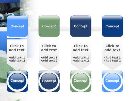Weaving Mill PowerPoint Template Slide 18