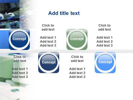 Weaving Mill PowerPoint Template Slide 19