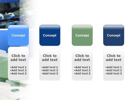 Weaving Mill PowerPoint Template Slide 5