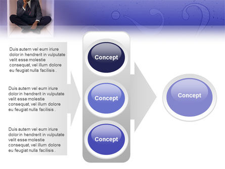 Thinking PowerPoint Template Slide 11