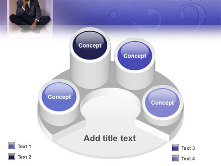 Thinking PowerPoint Template Slide 12