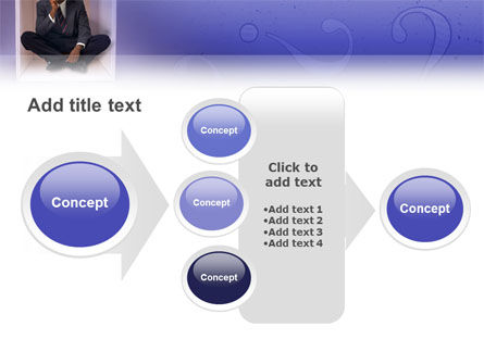 Thinking PowerPoint Template Slide 17