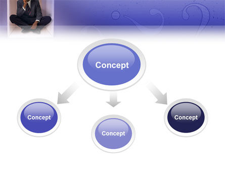 Thinking PowerPoint Template Slide 4
