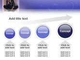 Thinking PowerPoint Template#13