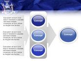 Flag of New York PowerPoint Template#11