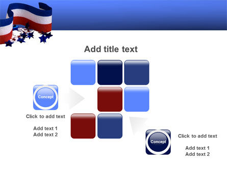 Federal Colors PowerPoint Template Slide 16
