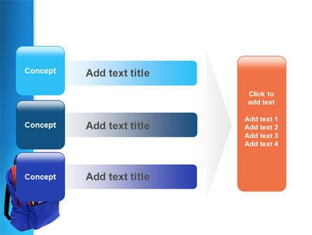 School Backpack PowerPoint Template Slide 12