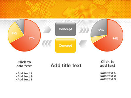 Communication Technology PowerPoint Template Slide 11