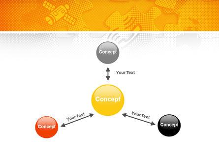 Communication Technology PowerPoint Template Slide 14