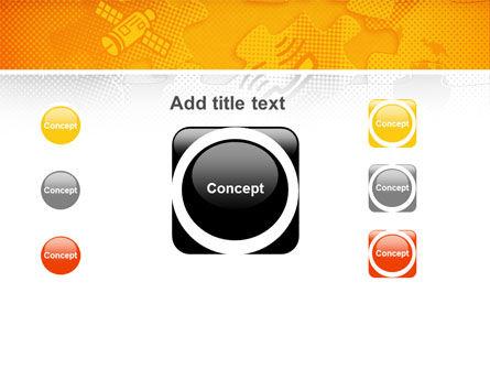 Communication Technology PowerPoint Template Slide 17
