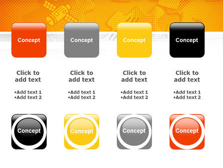 Communication Technology PowerPoint Template Slide 18