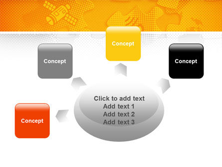 Communication Technology PowerPoint Template Slide 7